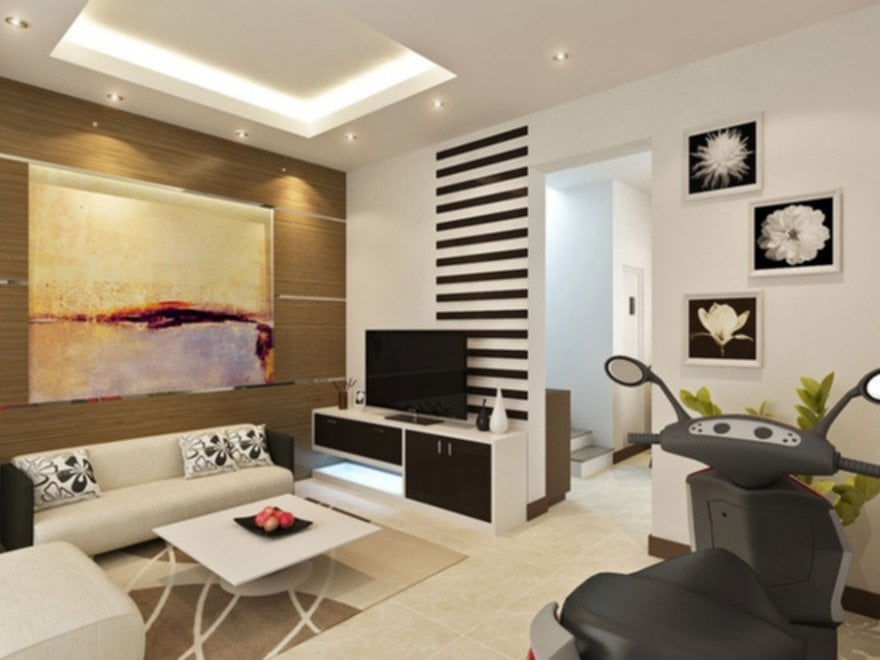 Modern Living Room Ideas For Small Space