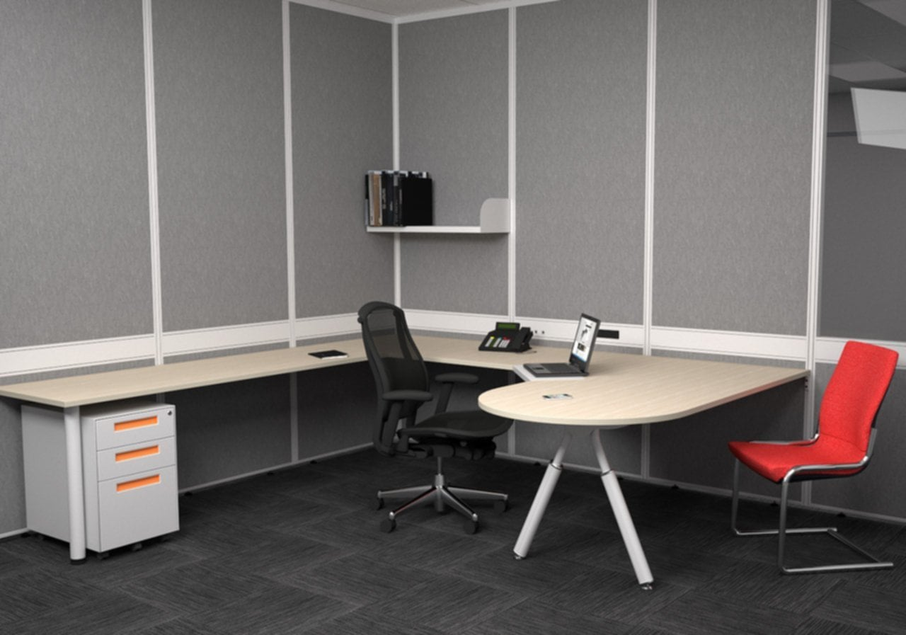 Office Wall Partitions System