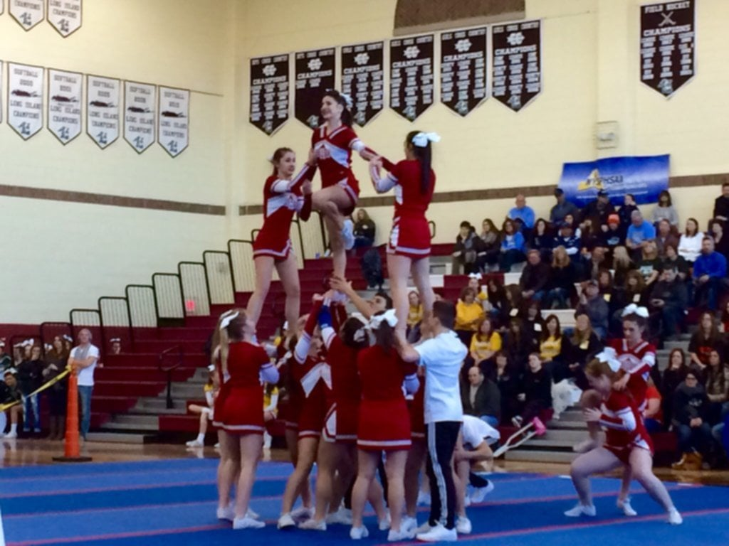 Section Cheer 28 Image 2019 Section Cheerleading Chionships Section Cheerleading Innovative Lovesac Bean Bag