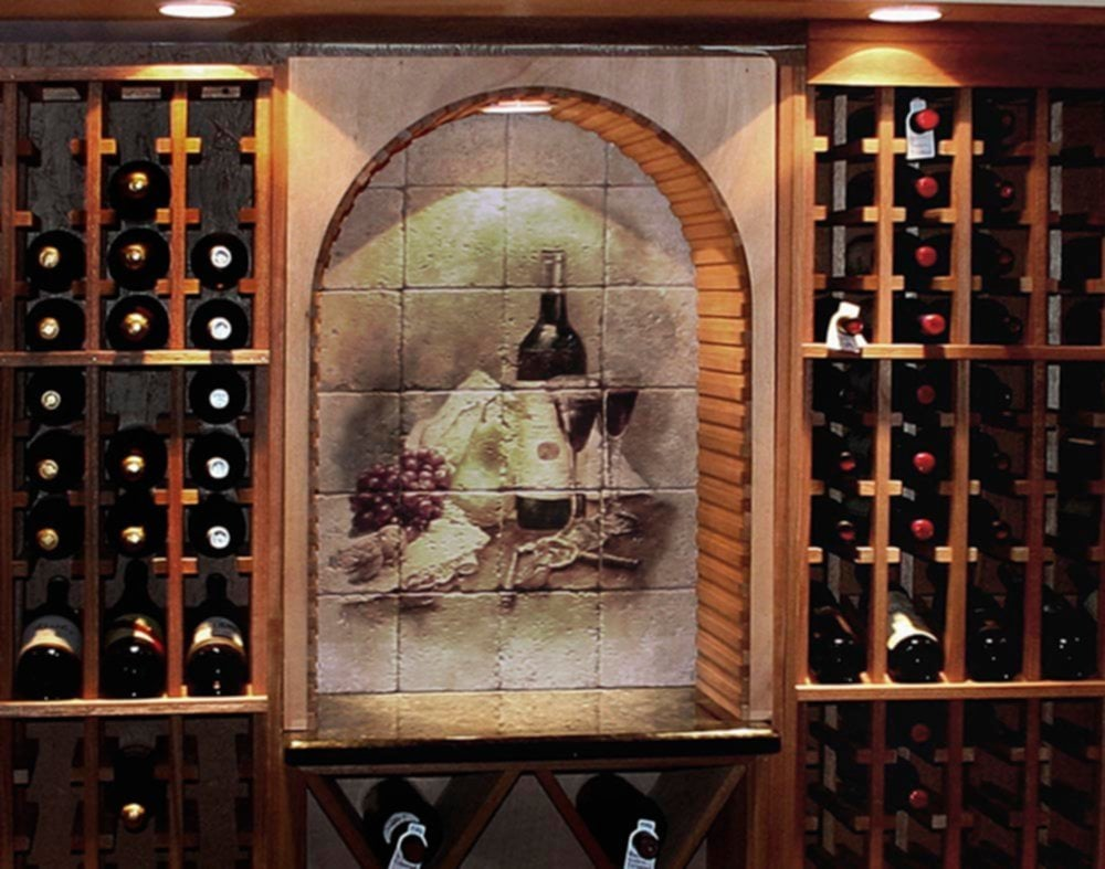 Small Wine Rooms Building Small Wine Cellar Lovely Wine Cellar Stair Home Ideas For Backsplash Ideas With Dark Cabinets