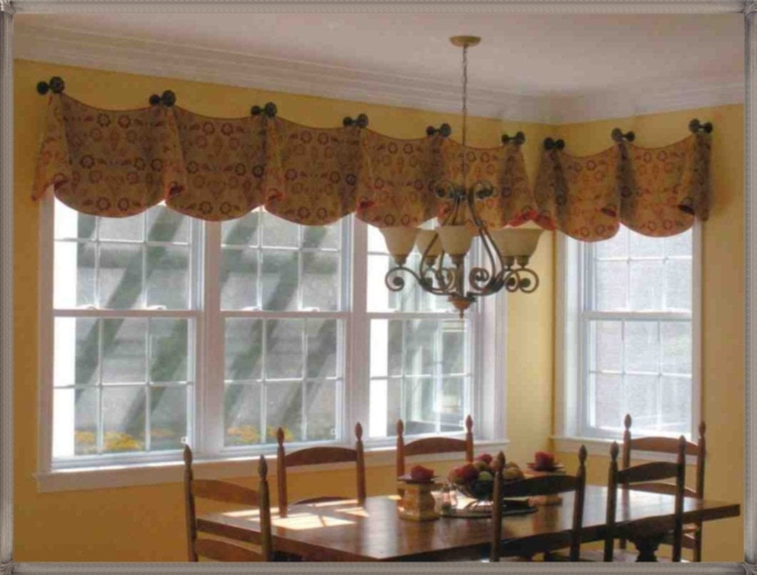 Window Treatment Ideas For Kitchens