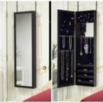 With Full Length Wall Mirror Storage Soft