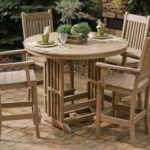 Bar Height Outdoor Table And Chair Sets