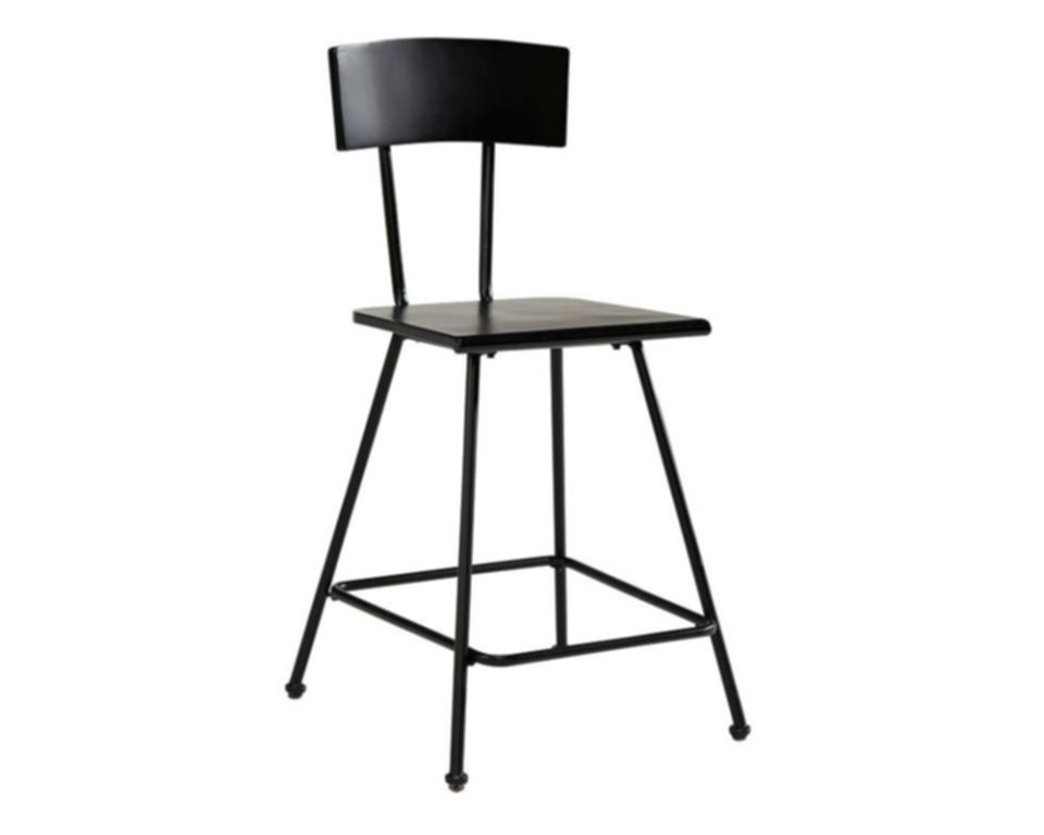 Metal Counter Height Bar Stools With Backs