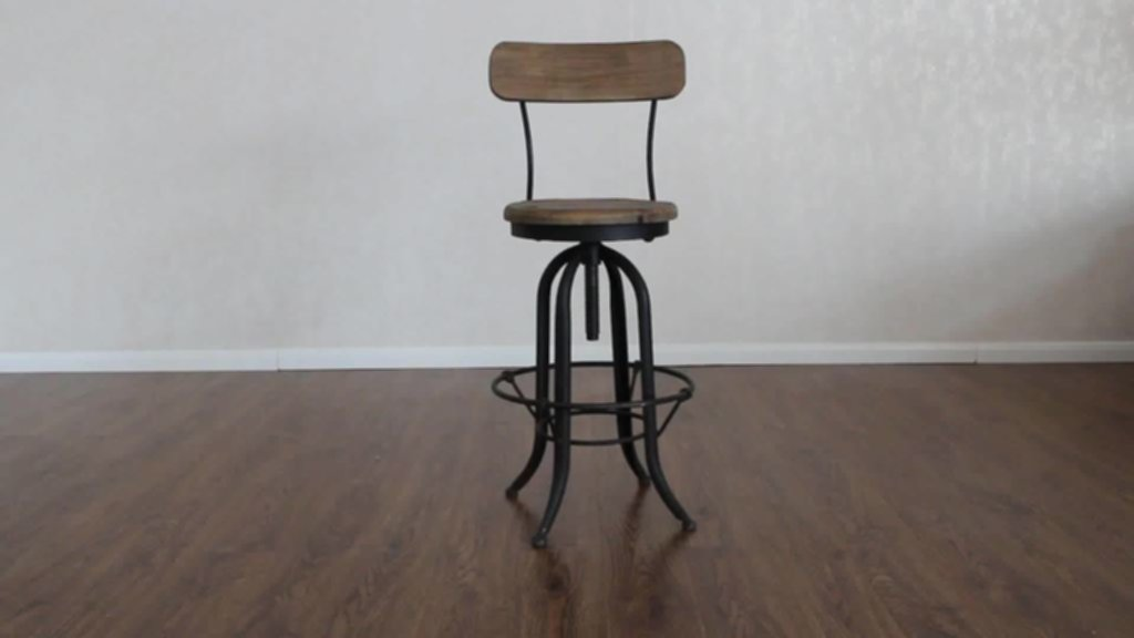 New Metal Counter Stools With Backs