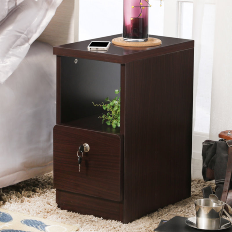 Small Lockable Storage Cabinet